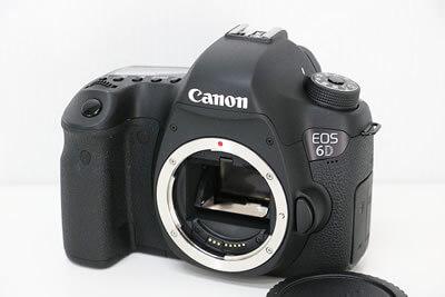 【買取実績】Canon キャノン EOS 6D EF24-105 IS STM レンズキット デジタル一眼レフカメラ