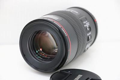 【買取実績】Canon キャノン EF 100mm F2.8L Macro IS USM レンズ