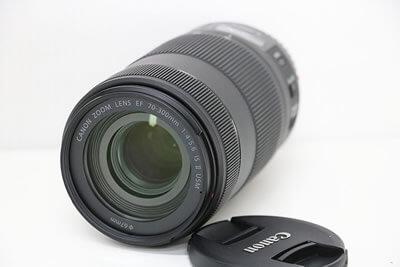【買取実績】Canon キャノン EF 70-300mm F4-5.6 IS II USM レンズ