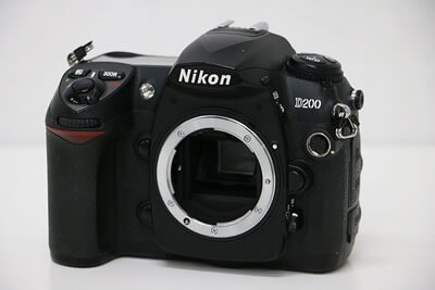 【買取実績】Nikon ニコン D200 18-70mm レンズキット デジタル一眼レフカメラ