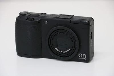 【買取実績】RICOH リコー GR DIGITAL II デジタルカメラ