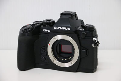 【買取実績】OLYMPUS オリンパス OM-D E-M1 12-40mm F2.8 レンズキット ミラーレス一眼