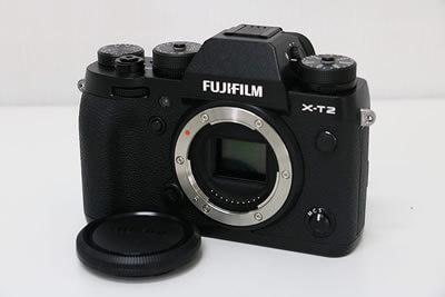 【買取実績】FUJIFILM 富士フィルム X-T2 ボディ ミラーレス一眼