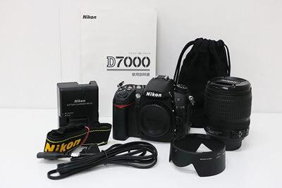 【買取実績】Nikon ニコン D7000 18-105 VR レンズキット デジタル一眼レフ