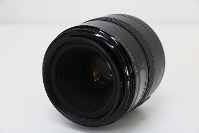 【買取実績】Canon キャノン EF 50mm F2.5 コンパクトマクロ