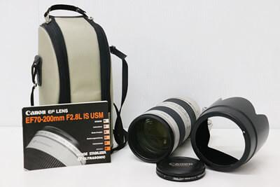 【買取実績】Canon キャノン EF 70-200mm F2.8L IS USM