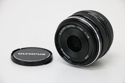 【買取実績】OLYMPUS オリンパス M.ZUIKO DIGITAL 17mm F1.8