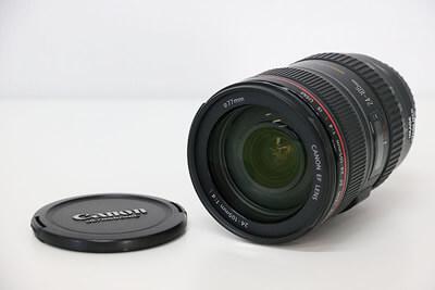 【買取実績】Canon キャノン EF 24-105mm F4L IS USM