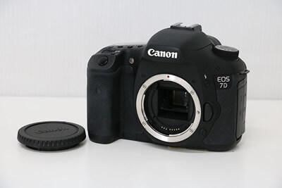 【買取実績】Canon キャノン EOS 7D ボディ