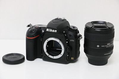 【買取実績】Nikon ニコン D750 24-85 VR レンズキット
