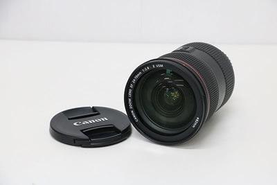 【買取実績】Canon キャノン EF 24-70mm F2.8L II USM
