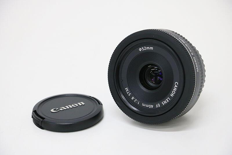 【買取実績】Canon キャノン EF 40mm F2.8 STM