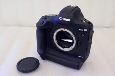 【買取実績】Canon キャノン EOS-1D X Mark II ボディ