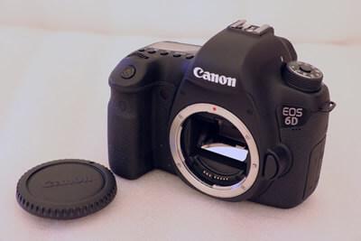 【買取実績】Canon キャノン EOS 6D ボディ