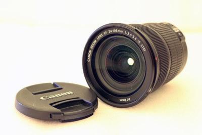 【買取実績】Canon キャノン EF 24-105mm F3.5-5.6 IS STM