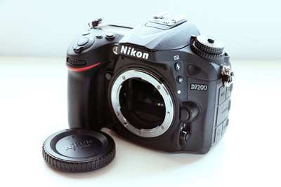 【買取実績】Nikon ニコン ニコン D7200 ボディ