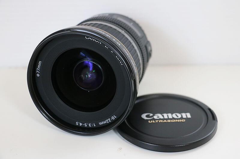 【買取実績】Canon(キャノン) EF-S 10-22mm F3.5-4.5 USM