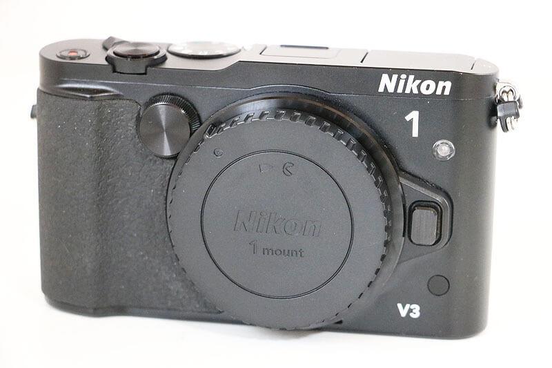 【買取実績】Nikon(ニコン) 1 V3 プレミアムキット