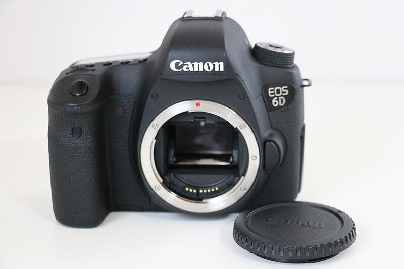 【買取実績】Canon(キャノン) 6D ボディ