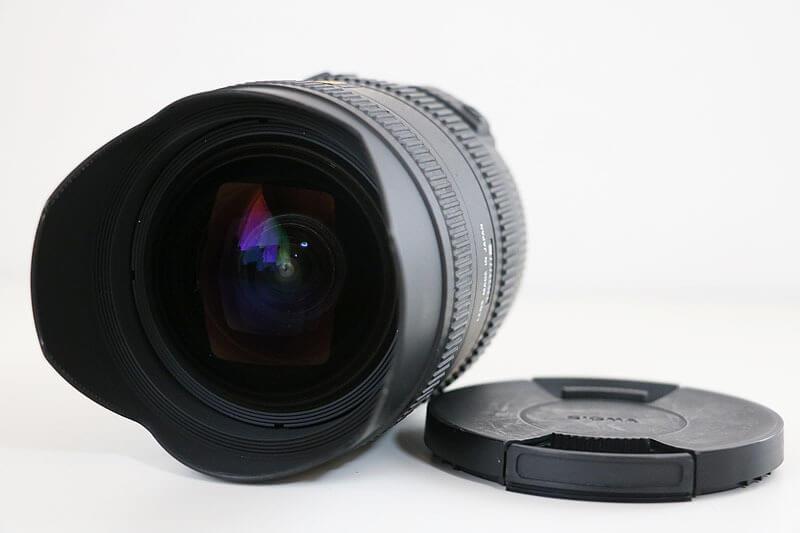 【買取実績】SIGMA(シグマ) 8-16mm f4.5-5.6 HSM