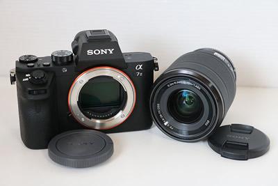 【買取実績】SONY(ソニー) α7 II レンズキット ILCE-7M2K