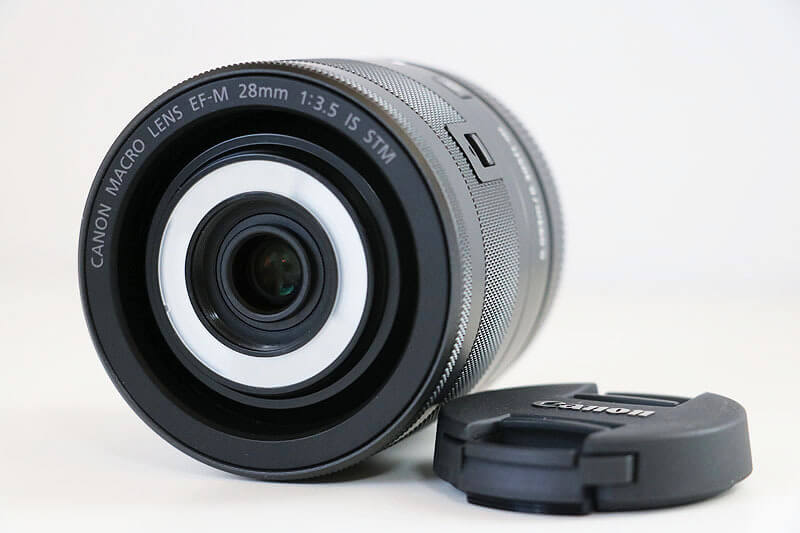 【買取実績】Canon(キャノン) EF-M 28mm F3.5 Macro IS STM