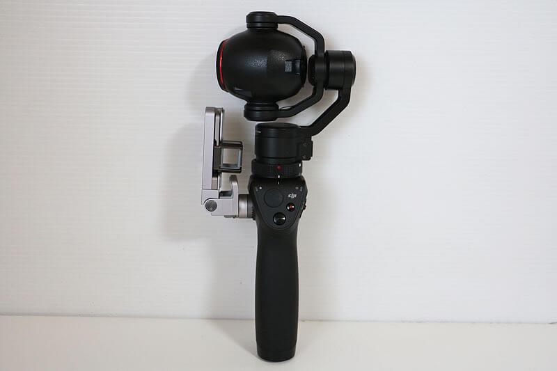 【買取実績】DJI OSMO高精度スタビライザー付き小型4Kカメラ