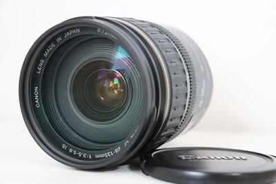 【買取実績】Canon キャノン EF28-135mm F3.5-5.6 IS USM レンズ