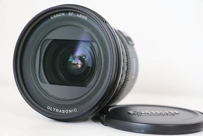 【買取実績】Canon EF20-35mm F3.5-4.5 USM レンズ