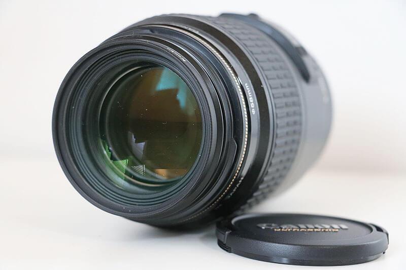 【買取実績】Canon キャノン EF100mm F2.8 マクロ USM