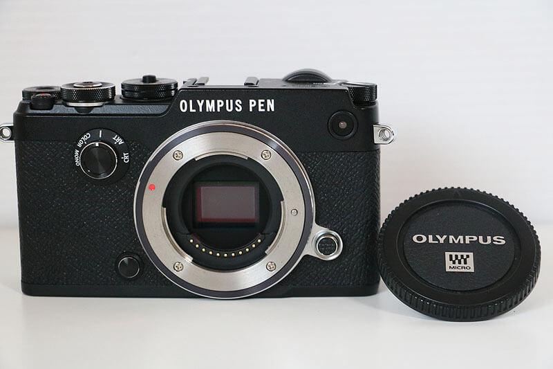 【買取実績】OLYMPUS オリンパス PEN-F
