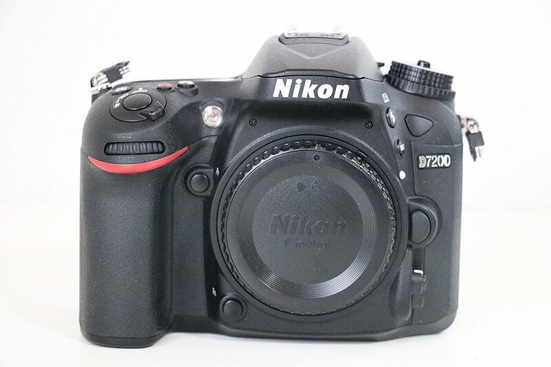 【買取実績】Nikon ニコン  D7200  18-140 レンズキット