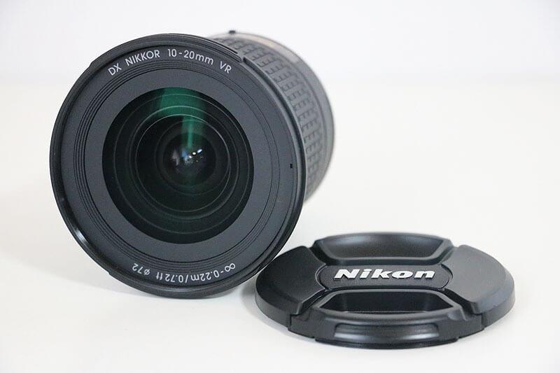 【買取実績】Nikon ニコン AF-P NIKKOR  10-20mm F4.5-5.6G