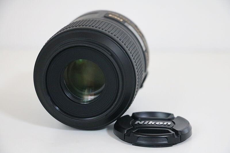 【買取実績】Nikon ニコン AF-S MICRO NIKKOR 85mm F3.5G ED