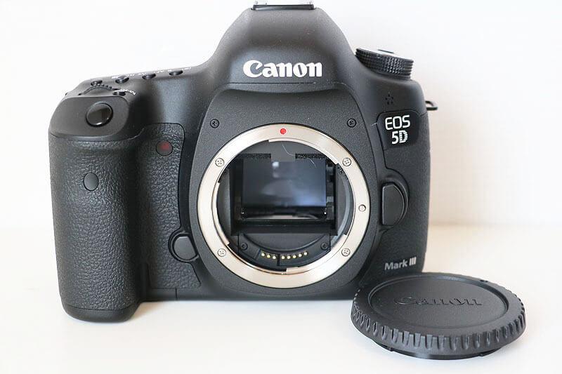 【買取実績】Canon キャノン EOS 5D MarkⅢ ボディ