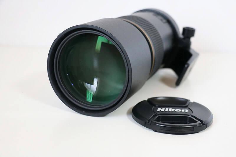 【買取実績】Nikon ニコン Ai AF-S Nikkor 300mm f/4D IF-ED