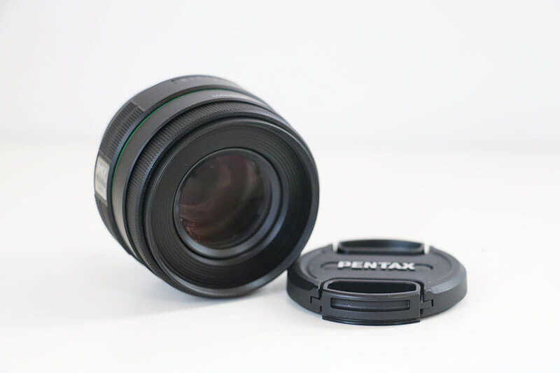 【買取実績】PENTAX ペンタックス smc PENTAX-DA F1.8 50mm