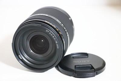 【買取実績】SONY ソニー DT 18-200mm F3.5-6.3 SAL18200
