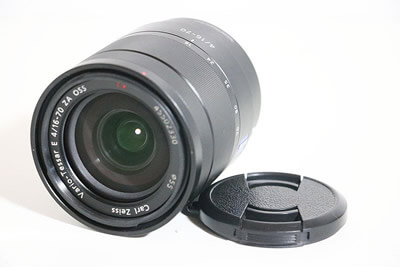 【買取実績】SONY ソニー Vario-Tessar T* E 16-70mm F4 ZA OSS SEL1670Z