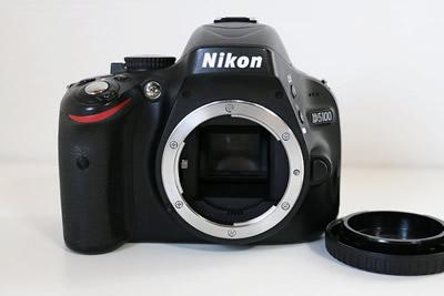 【買取実績】Nikon ニコン D5100 ボディ