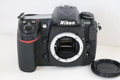 【買取実績】Nikon ニコン D300 ボディ
