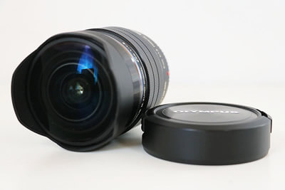 【買取実績】OLYMPUS オリンパス M.ZUIKO DIGITAL ED 8mm F1.8 Fisheye PRO