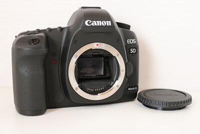 【買取実績】Canon キャノン EOS 5D MarkⅡ ボディ