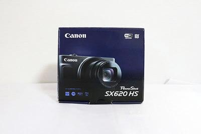 【買取実績】Canon キャノン PowerShot SX620 HS ホワイト