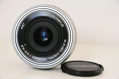 【買取実績】OLYMPUS オリンパス M.ZUIKO DIGITAL ED 14-42mm F3.5-5.6 EZ