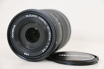【買取実績】OLYMPUS オリンパス M.ZUIKO DIGITAL ED 40-150mm F4.0-5.6R