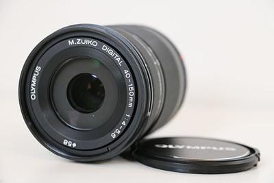 【買取実績】OLYMPUS オリンパス M.ZUIKO DIGITAL ED 40-150mm F4.0-5.6R
