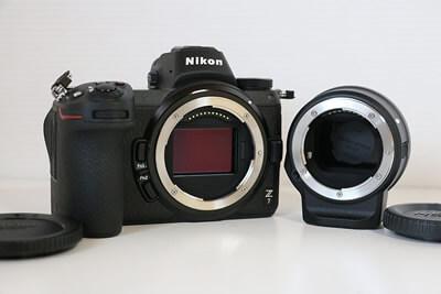 【買取実績】Nikon ニコン Z7 FTZマウントアダプターキット