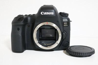 【買取実績】Canon キャノン EOS 6D Mark II ボディ