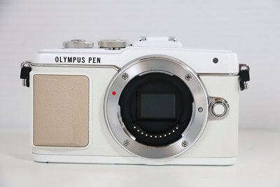 【買取実績】OLYMPUS オリンパス PEN Lite E-PL7 ボディ